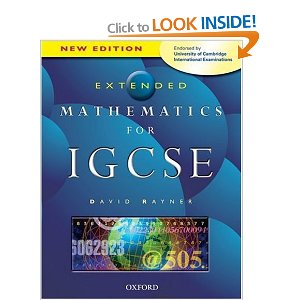 MATHS 0580 | WELCOME IGCSE